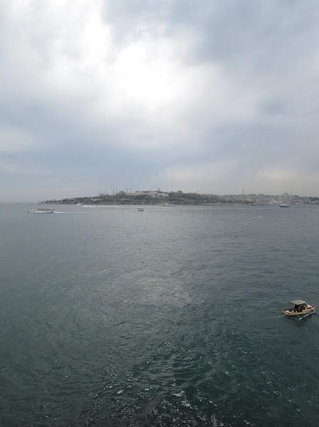 Maiden Tower View