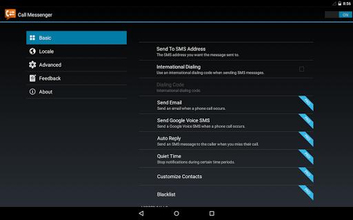 Call Messenger Lite 1.0.0 screenshots 5