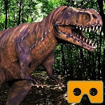 Dinosaur Hunter VR Icon
