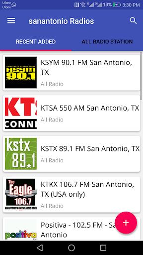 San-Antonio All Radio Stations  screenshots 1