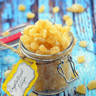 Crystallized Ginger - Candid Ginger.