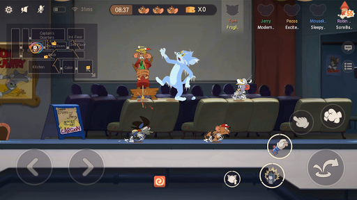 Tom and Jerry: Chase 5.3.6 Screenshots 12