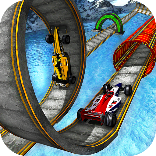 Impossible Formula Car Stunt Racing Tracks