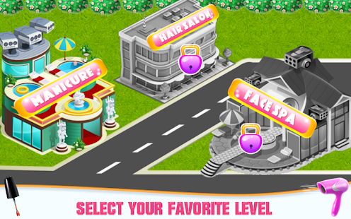 Download Crazy Mommy Beauty Salon for PC and MAC