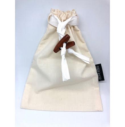 Made by DD Liten tvättpåse i ekologisk bomull