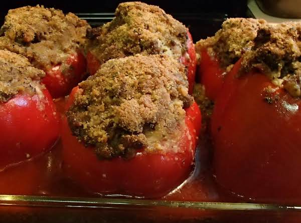 Kenny's Stuffed Peppers
