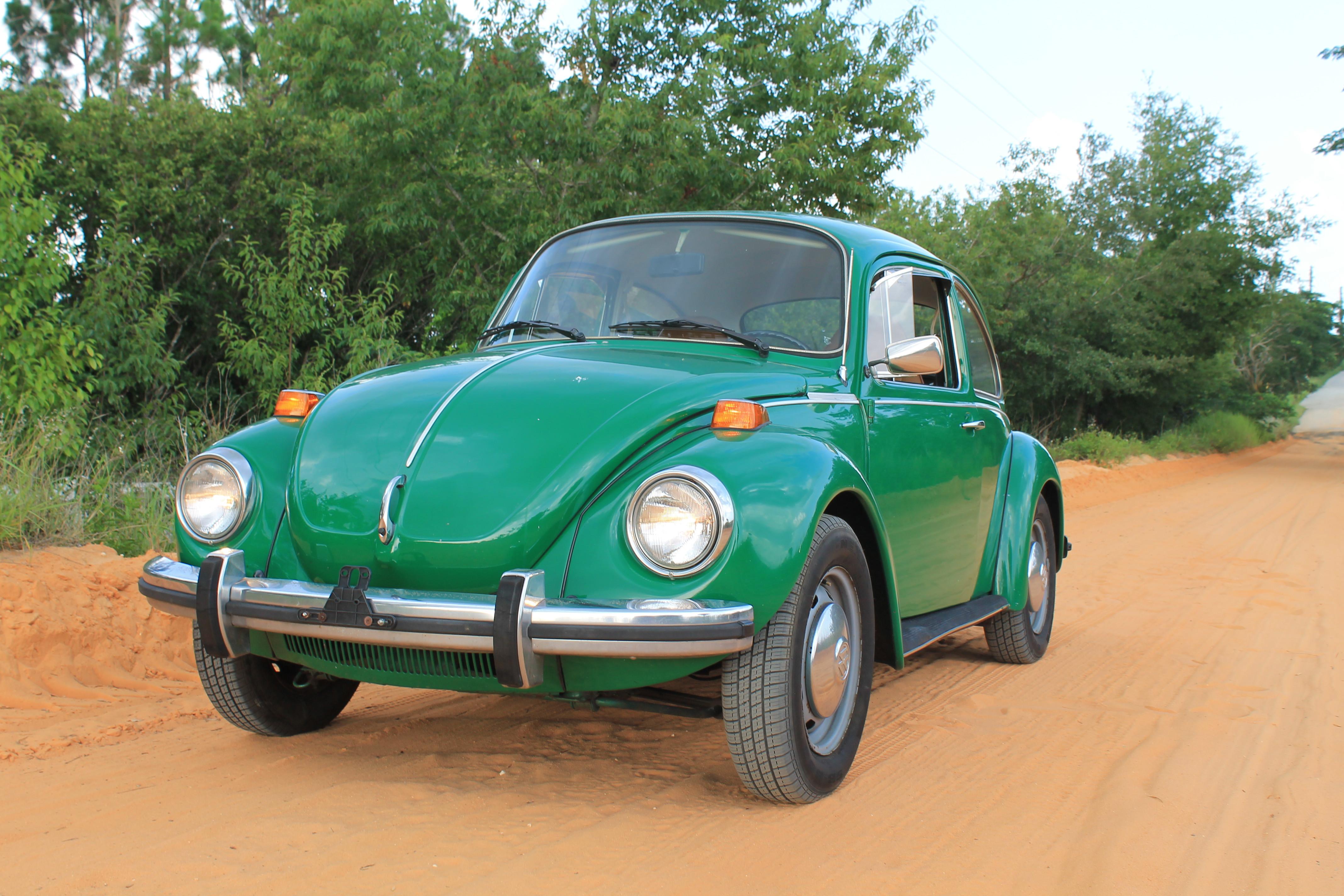 Volkswagen Beetle Hire Orlando