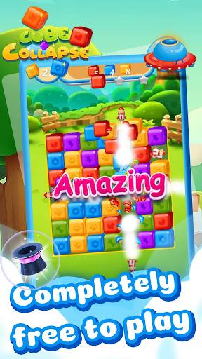 Cube Collapse: Pop Blast Puzzle Game 1.0.0 screenshots 5