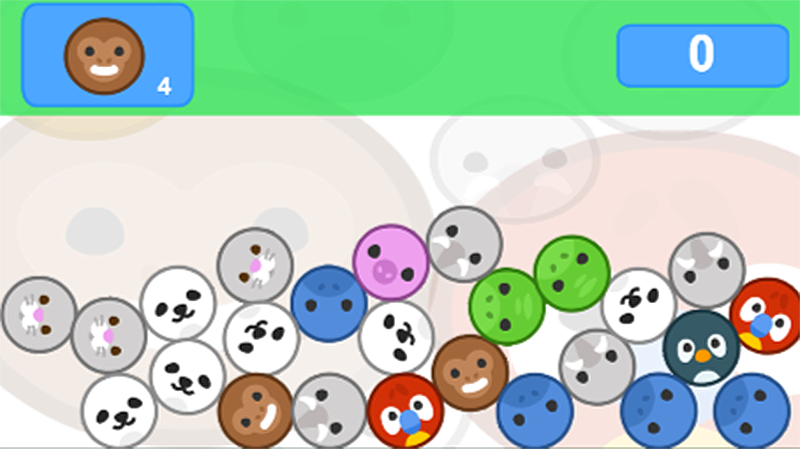android Bouncy Faces Screenshot 1