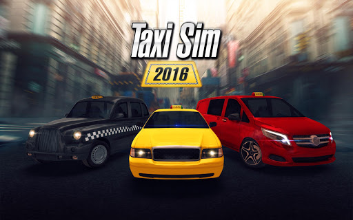 Taxi Sim 2016 1.5.0 Cheat screenshots 1