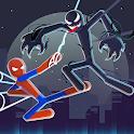 Stick Fight: Superhero icon