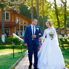 Wedding photographer Elvira Brudova (Brudova). Photo of 18.10.2017