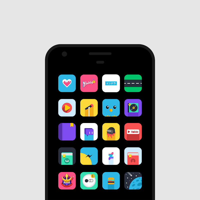 Ruzits 3 Icon Pack Screenshot 2
