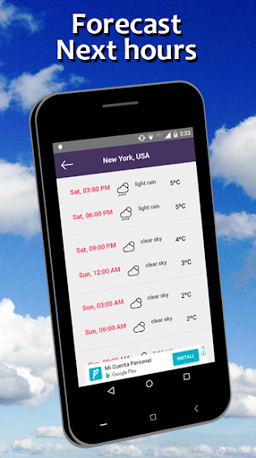 Weather Forecast free Apk 2