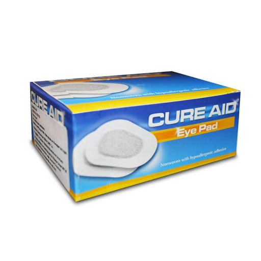Parches Oculares Pharmalast Cure Aid Plester Animado 20 Unidades Cure Aid