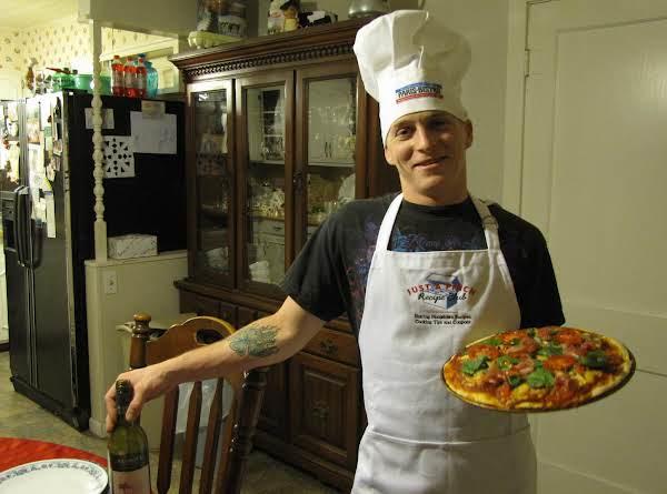 Pizza Ala' Shelia And Patrick Recipe