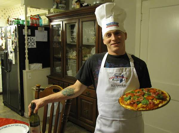 A Fine Young Pizza Chef