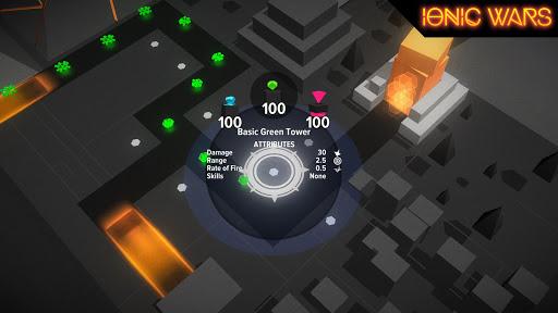 Ionic Wars - Tower Defense Strategy Game  screenshots EasyGameCheats.pro 2