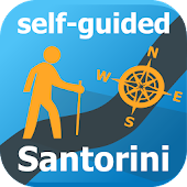 Santorini self-guided