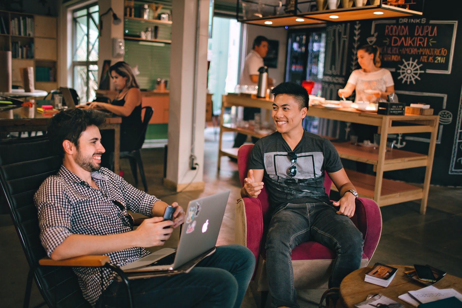5 Reasons Why You Should Work From a Coworking Space Rather Than From Home 3