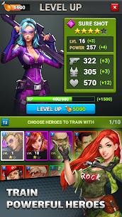 Puzzle Combat 4
