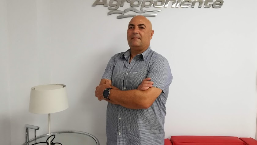 Antonio Enríquez, nuevo responsable del centro.