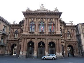 Photo: Catania, Teatro Massimo