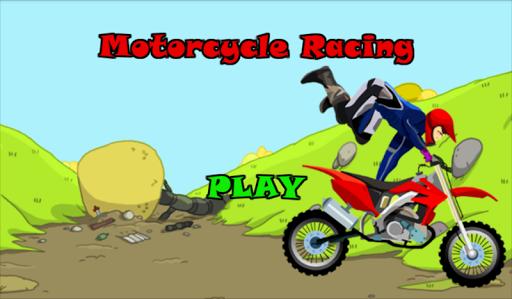 Motorcycle Hill Climb Racing