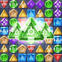 Магия и сокровища: три в ряд icon