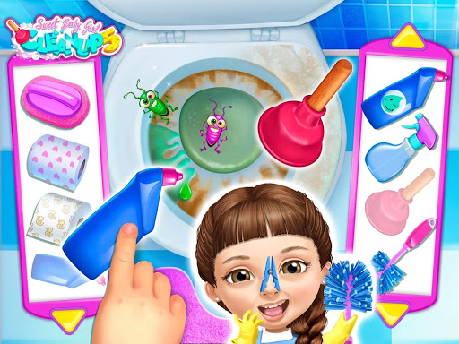 Sweet Baby Girl Cleanup 5 - Messy House Makeover 6.0.28 screenshots 5