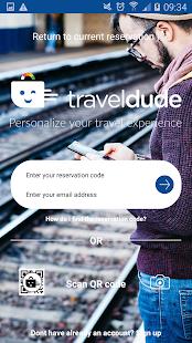 Traveldude - náhled