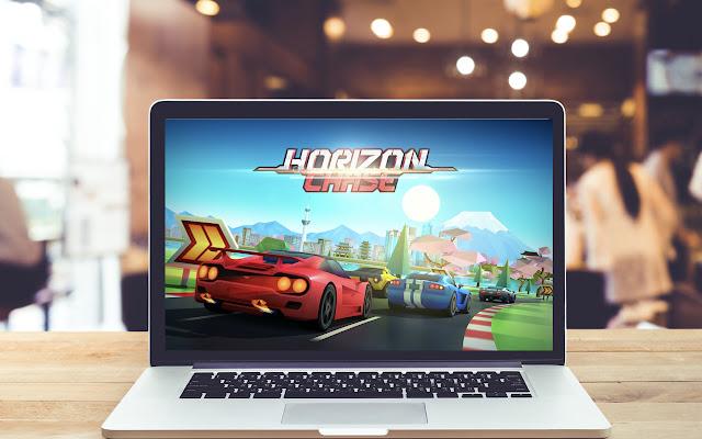 Horizon Chase HD Wallpapers Game Theme