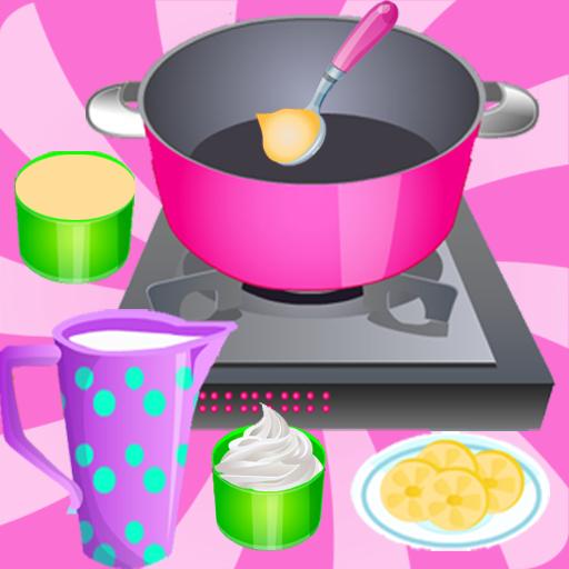Cooking Games Ice Cream Banana (game)