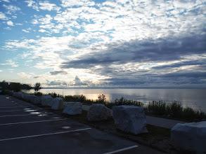 Photo: Fond du Loc WI to Manitowoc WI July 27 2013 Lake Michigan