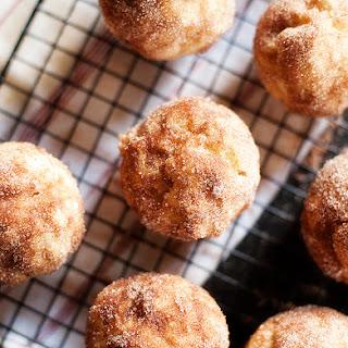Donut Muffins.
