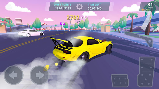 Drift Clash Online Racing screenshots 2