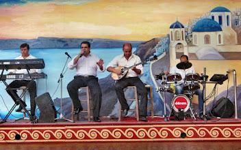 Photo: Критский вечер. Песня под бузуки
