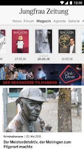 Jungfrau Zeitung screenshot 3