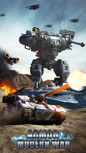 Armor Modern War : Mech Storm  captures d'u00e9cran 1