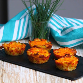 Give Your Leftovers A Makeover With These Cheesy Leftover Mashed Potato Muffins
