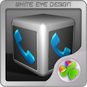 Silver Cube Theme 4 GoLauncher icon