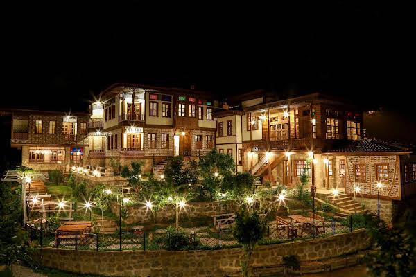 Kaf Dağı Konak Otel