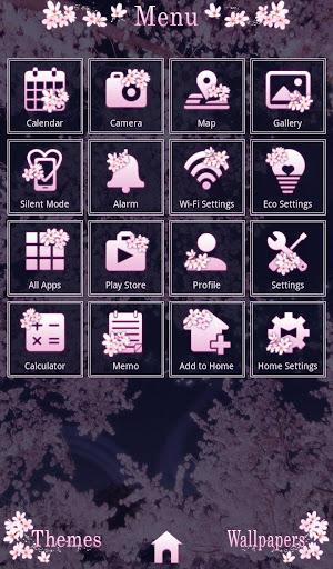 Theme-Sakura Night Fantasy- 1.0.0 Windows u7528 2