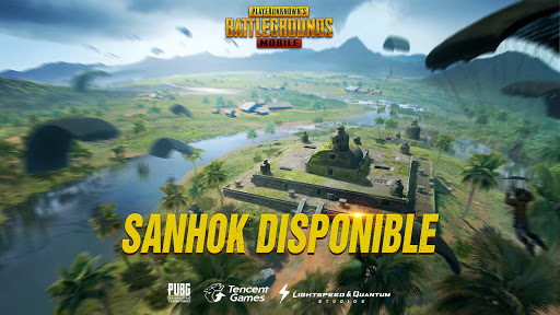 PUBG MOBILE  captures d'écran 1
