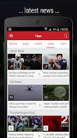 Screenshot of News & Videos by Flipps