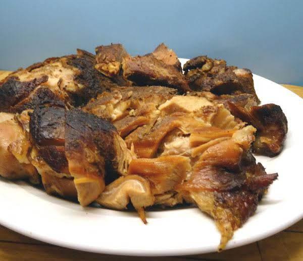 Roast Pork Calypso