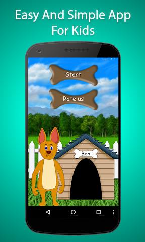 android Talking Dancing Max - The dog Screenshot 3