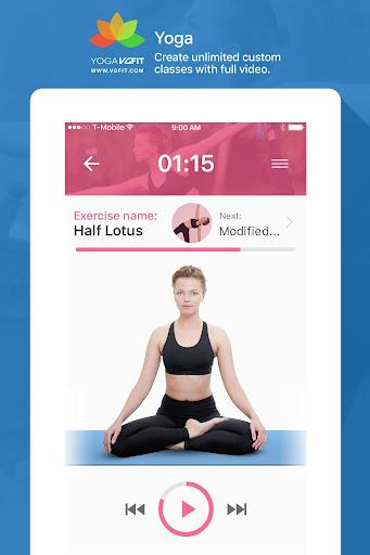 Yoga - Poses & Classes  screenshots 8