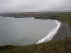 Photo: From Abercastle to Goodwick-Fishguard (Aber Mawr)