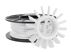 White PRO Series Tough PLA Filament - 2.85mm (1kg)